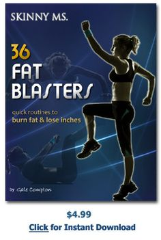 How do you lose extra weight and keep it off forever? Whether your goal is to lose 5, 20, 50 or more pounds, this program is an excellent step toward achieving that goal. We are excited to bring you 36 Fat Blasters, a program designed to assist you in losing unwanted/unhealthy body fat and subsequently inches.