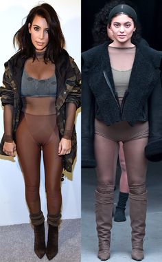 Yeezus Walks from Every Time Kylie Jenner Has Dressed Exactly Like Kim Kardashian | E! Online