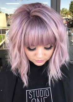 A-line bob haircuts 2018 are probably the most popular cut nowadays. It's not going to be out of fashion. More and more often women opt for its stacked version that may also be referred to as an inverted bob hairstyles. Find here best ideas of a line bob hairstyles for 2018.
