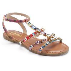 Candie's Women's Gladiator Sandals