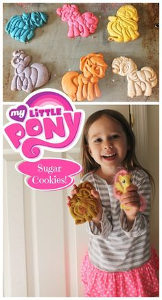 I've been looking for My Little Pony Cookie cutters everywhere! Finally found out where to get them!