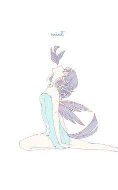 Girls Anime, Anime Art Girl, Kawaii Art, Kawaii Anime, Tokyo Mew Mew Ichigo, Character Art, Character Design, Mermaid Melody, Bleach Anime