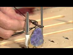 ▶ Jewel School: Sandra Younger Presents Double Strand Knotty Do It All (JLW6216NIA) - YouTube