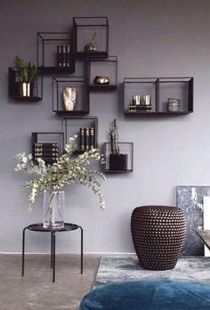 Elegant minimalist home decor inspiration. Elegant minimalist home decor inspiration. Shelving Design, Modern Shelving, Shelving Display, Shelving Systems, Contemporary Shelving, Shelving Decor, Shelving Ideas, Shelf Design, Storage Ideas
