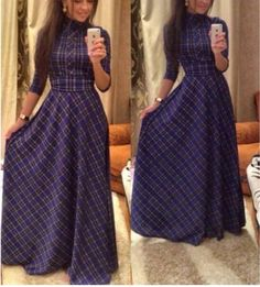 Long Dresses To The Floor Length 2015 Spring Large Size Maxi Dress For Women - http://www.freshinstyle.com/products/long-dresses-to-the-floor-length-2015-spring-large-size-maxi-dress-for-women/