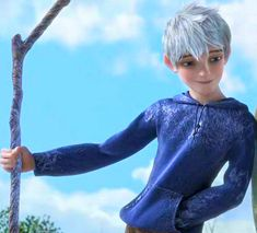 Rise of the Guardians Photo: Jack Frost Jelsa, Jackson Overland, Guardians Of Childhood, Jack Frost And Elsa, 2012 Movie, Rise Of The Guardians, The Big Four, How To Train Your Dragon, Disney And Dreamworks