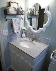 40+ EASY AND COOL BATHROOM ORGANIZATION TIPS IDEAS