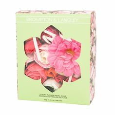 Take a look at this Pink & White Petal Soap Gift Box today! Luxury Soap, Brompton, Simple Pleasures, Flower Petals, Small Gifts, Mother Day Gifts, Bath And Body, Pink White, Color