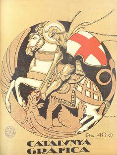 Catalunya gràfica. Núm. 11-12 (2on-3er núm. abr. 1922)