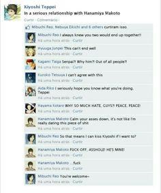 KiyoHana Facebook parody