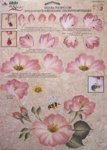 One Stroke - Oksana Volkova - Picasa Web Albums - Today Pin Painting Patterns, Fabric Painting, Tole Painting, Painting & Drawing, Watercolor Paintings, Donna Dewberry Painting, One Stroke Painting, Plant Drawing, Painting Lessons