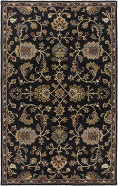 Artistic Weavers Middleton Mallie Black Area Rug