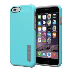 Incipio iPhone 6/6S Dual PRO Case - Light Blue / Cool Grey