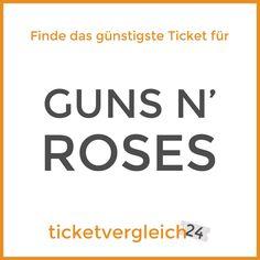 Ihr möchtet Guns N' Roses live erleben?  Am 13. Juni besuchen sie München und am 22. Juni 2017 sind sie in Hannover anzutreffen.  Aber beeilt euch, die Tickets sind begehrt: https://www.ticketvergleich24.de/artist/guns-n-roses/   #gunsnroses #ticketvergleich24 #konzert #hannover #münchen #munich #tickets #germany #muenchen #startup #concert #musik #music #band