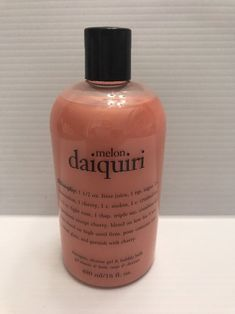 Philosophy Melon Daiquiri Shampoo Shower Gel Bubble Bath 480ml 16fl oz New QVC    eBay