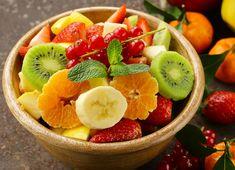 Prana Principles: 7 Tips To Maximize The Energy From Your Food Fruit Salad, Acai Bowl, Breakfast, Food, Salads, Acai Berry Bowl, Morning Coffee, Fruit Salads, Essen