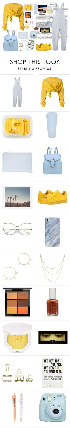 """""""Untitled #211"""" by edelintess on Polyvore featuring Rebecca Minkoff, Ottolinger, MANGO, ban.do, Whistles, Anne Klein, DENY Designs, adidas Originals, Justine Clenquet and David Yurman"""