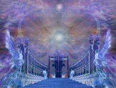 "The Heaven's Gate - IsaBella Abreu Carvalho ""Bella"" - Online Memorial Website Enya Music, Heaven Images, Heaven's Gate, Religion, Prophetic Art, Angels In Heaven, Stairway To Heaven, Praise And Worship, Worship God"