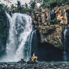 Tegenungan waterfall, Bali.  © Aurynhg