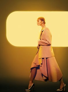 Fashion Inspired By the Art of James Turrell