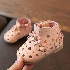 Pearl Candid Toddler Infant Kids Baby Girls Solid Bowknot Dance Single Princess Shoes 2019 Newest Girls Sandals Summer Student #3