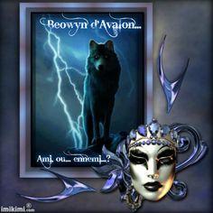 Beowyn d'Avalon...? Va-t-il perturber l'équilibre de la meute de Chânais ou le renforcer...?