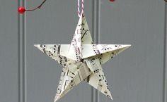 Paper Christmas Ornament 7