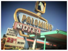 Palomino Motel Tucumcari New Mexico Neon Sign Route 66 IMG_0218x | Flickr - Photo Sharing!