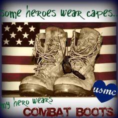 Proud USMC Wife
