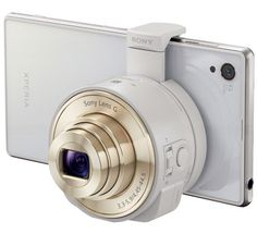 Sony launches NFC lens-style cameras for smartphones - NFC World