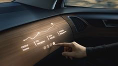 Cars Might Soon Have Transparent Wood Dashboards - The News Wheel Accor Hotel, Grand Prix, Future Concept Cars, Design Innovation, Car Ui, Smart Materials, Truck Interior, Premium Cars, Web Design