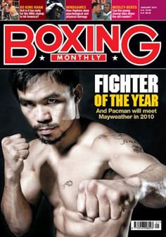Manny Pacquiao fighter of the year