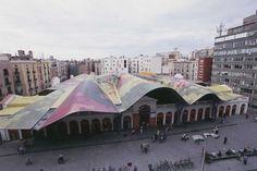 Mercato di Santa Caterina, Barcellona