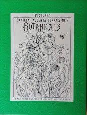Pictura Botanicals - 12 prints om in te kleuren