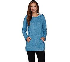 Linea Leisure by Louis Dell'Olio French Terry Oversize Hoodie