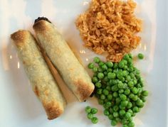 Black Bean Taquitos Recipe: Kid friendly and quick. Our weeknights just got a whole lot easier.
