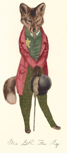 Mr. G.R. Fox, Esquire