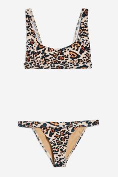 160d6711c86f5 Carousel Image 0 Leopard Print Bikini, Bikini Beach, Bikini Set, Swim Shop,