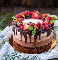"""Торт """"Три шоколада"""" — VilingStore.net"""