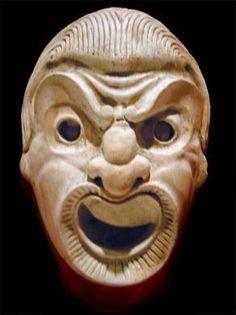 Greek Masks - Google Search