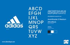 Saved by Catta Design (catta). Discover more of the best Adidas, Typography, and Font inspiration on Designspiration Typography Logo, Typography Design, Lettering, Logos, Web Design, Logo Design, Graphic Design, Signage Design, Brand Design