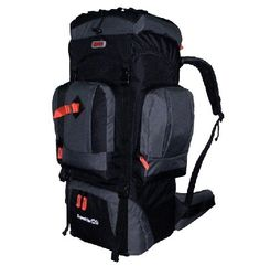 CUSCUS 7500ci Internal Frame Hiking Camp Travel Backpack Gray -  http   hikingbackpack. 569fdaf5eae5b