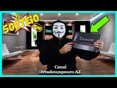 2º Sorteio - Receptor de TV Duosat One Nano HD + 250 Canais, Valendo - YouTube