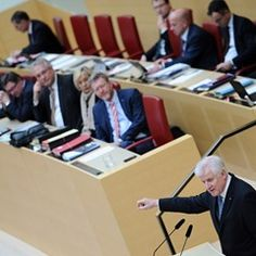 Three-day plenary session to discuss Germany's Federal and State Budgets