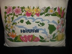 Hawaiian Cross Stitch Kits   Recent Photos The Commons Getty Collection Galleries World Map App ...