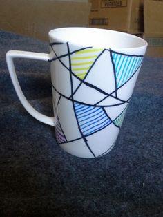 Sharpie mug: