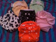 How Many Cloth Diapers You Will Need