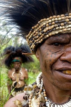 Papua New Guinea | ©Eric Lafforgue