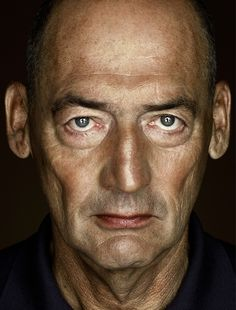Rem Koolhaas. Photo Erwin Olaf.