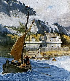 The Beginnings of the Fur Trade Samuel De Champlain, Old Quebec, Quebec City, Fur Trade, France 2, French Colonial, Canadian History, Canada, Saint Jean